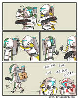 Republic Commando, 34 by Ayej