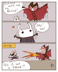 Hollow Knight, doodles 28 by Ayej