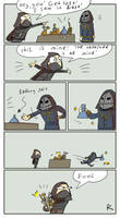 Thief 2014, doodles 8 by Ayej