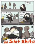 Thief 2014, doodles 9