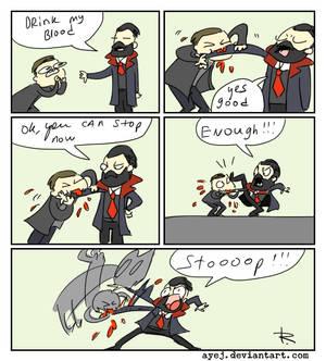 Vampyr, doodles 7