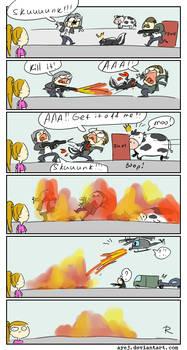 Far Cry 5, doodles 3