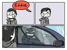Venom the movie doodles 1
