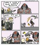 Predator 2018, doodles 1