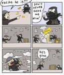 Thief 2014, doodles 17