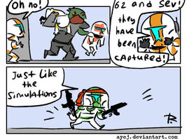 Republic Commando, 37 by Ayej