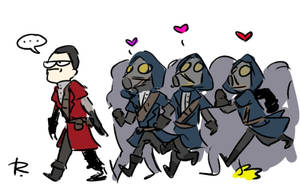 dishonored, doodles 65