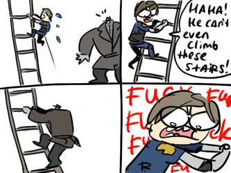 Resident Evil 2 remake, doodles 2 by Ayej