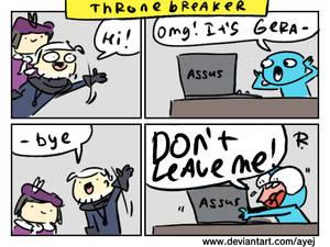 Thronebreaker, doodles 7