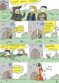 Thronebreaker, doodles 10