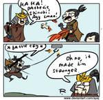Sekiro: Shadows Die Twice, comics 1