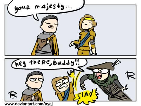 Thronebreaker, doodles 12