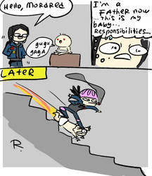 dark tower, 54 by Ayej