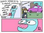 Death Stranding, doodles 16