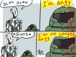 Doom 2016, doodles 12