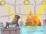 Legacy of Kain, doodles 95