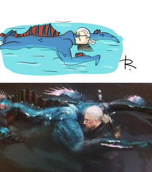 The Witcher 3, doodles 452