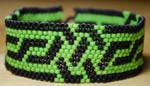 Celtic Peyote Stitch Bracelet