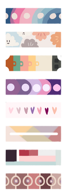 F2U - Colour Palettes