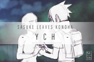 YCH with sasuke - OPEN