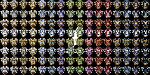 Uniforms VXA2 by sarahyt