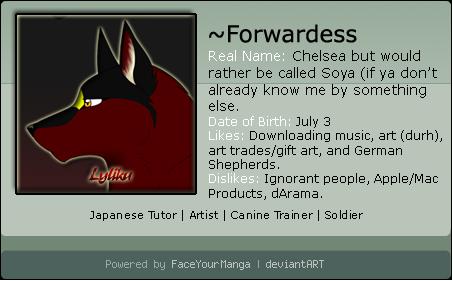 Forwardess's Profile Picture