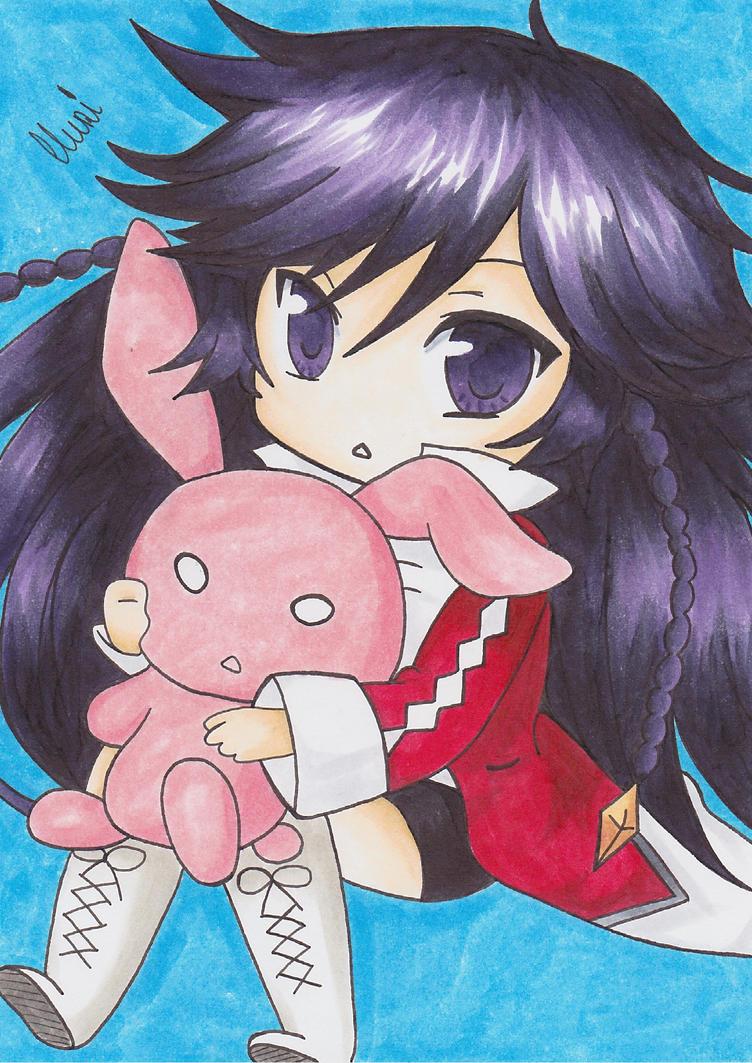 B-Rabbit ~ Alice by CrystalMelody-FT