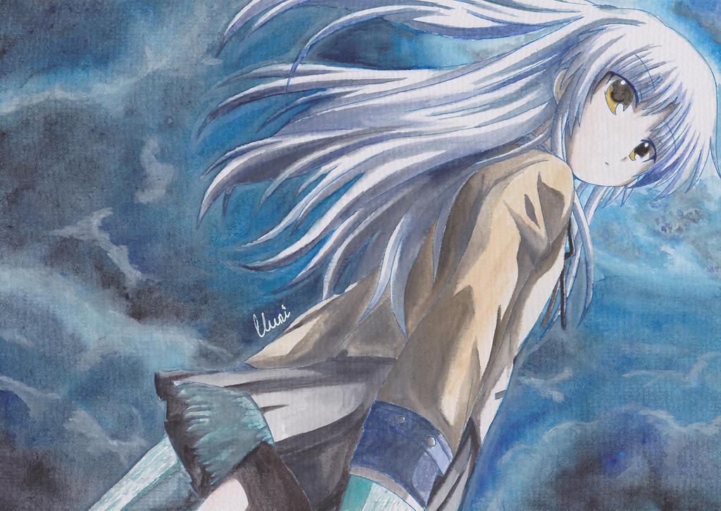 Kanade Tachibana by CrystalMelody-FT