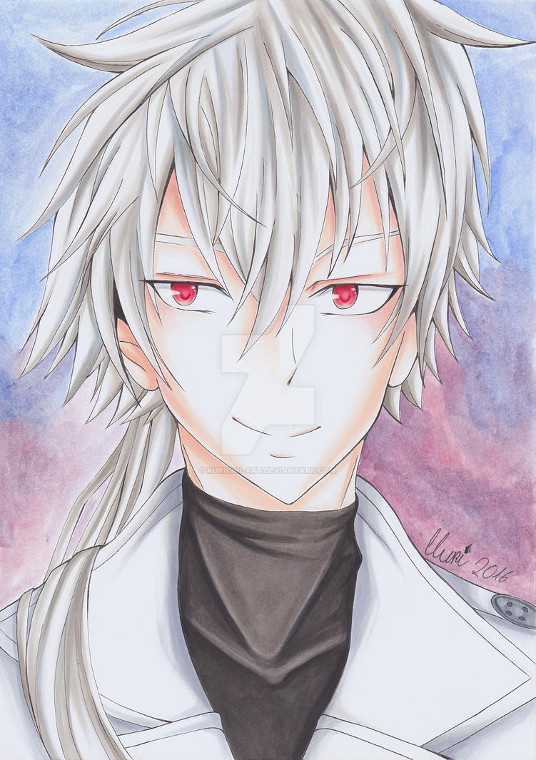 Zen (with Speedpaint) by CrystalMelody-FT