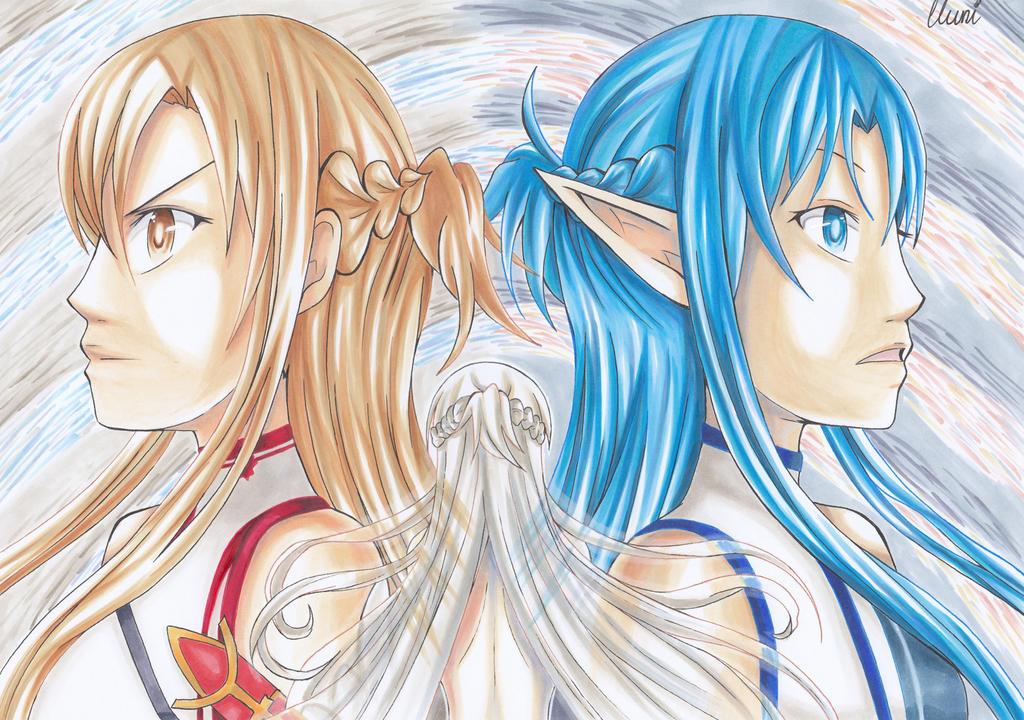 Asuna ~ virtual life by CrystalMelody-FT