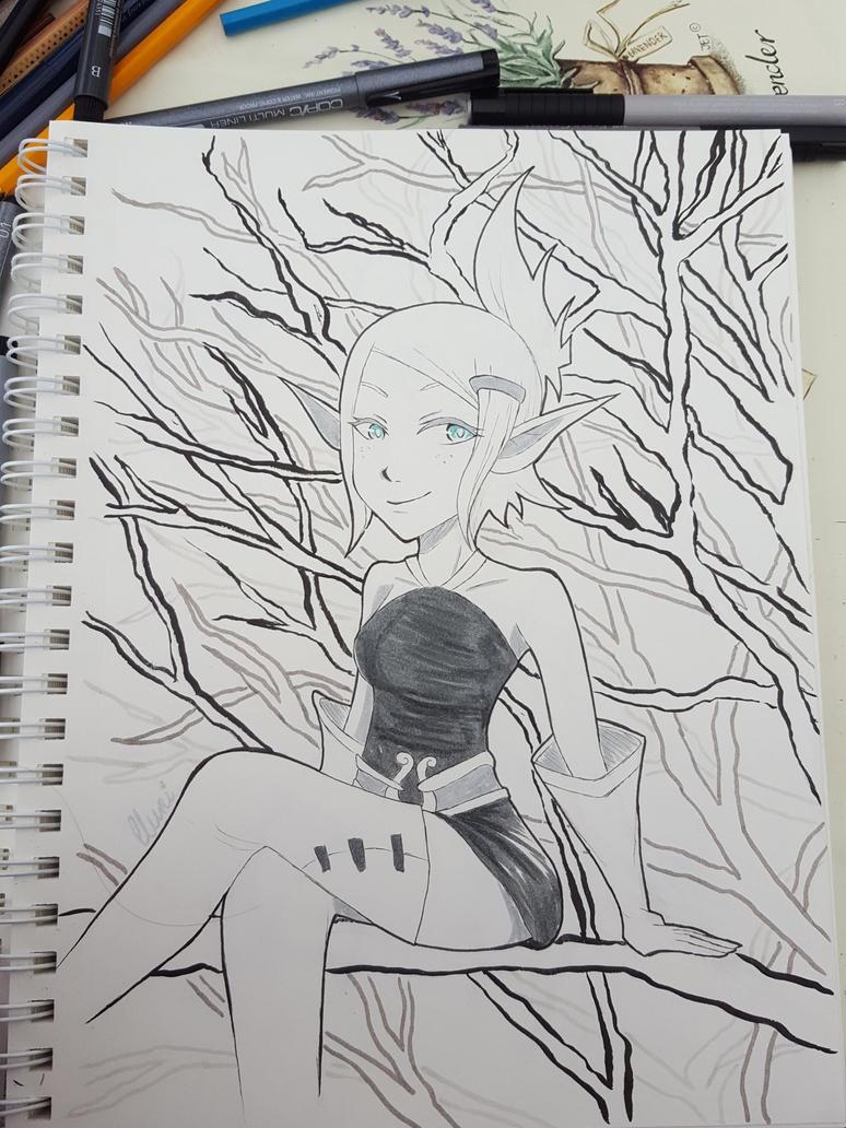 Evangelyne by CrystalMelody-FT