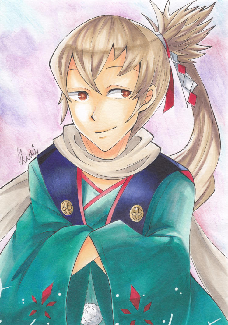 New Years Takumi by CrystalMelody-FT
