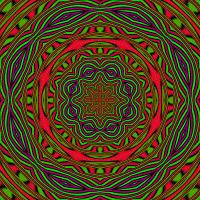 Psychodelic waka woo by Lachland-Nightingale