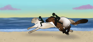 Virago and Storm Free Will Race