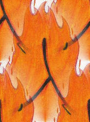 Fire kanji by Live-Wire