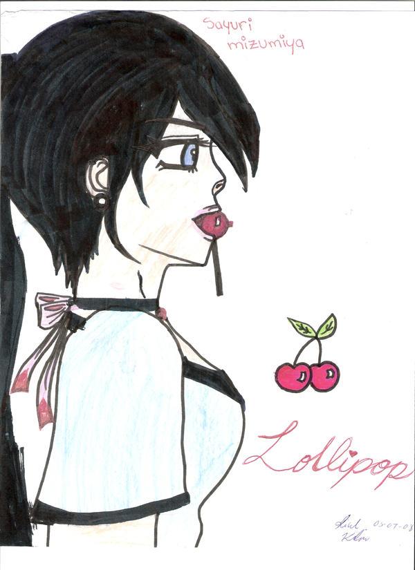 Anime Lollipop by sonna221