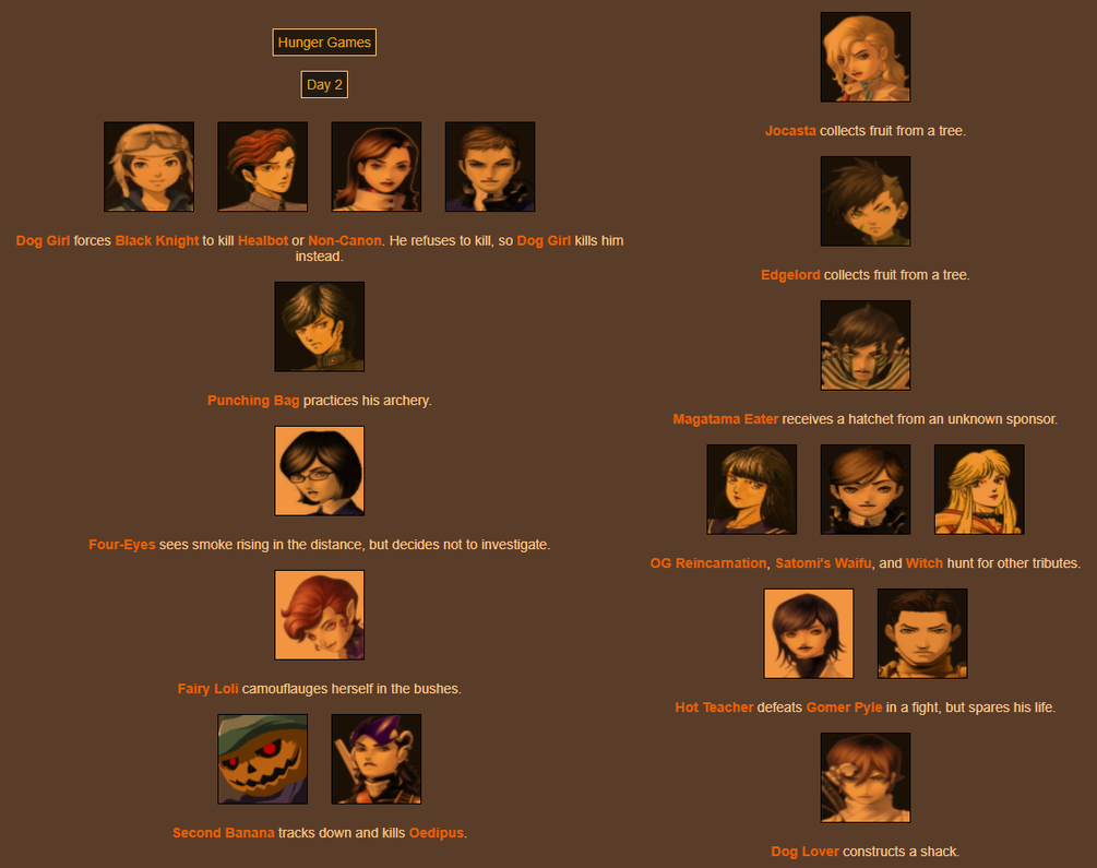 Shin Megami Tensei: The Hunger Games by VonIthipathachai on DeviantArt