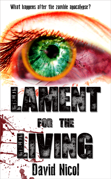 Lament for the Living Book Cover (Final) by Soto