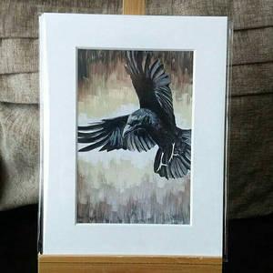 Crow #1 (Bendigeidfran)