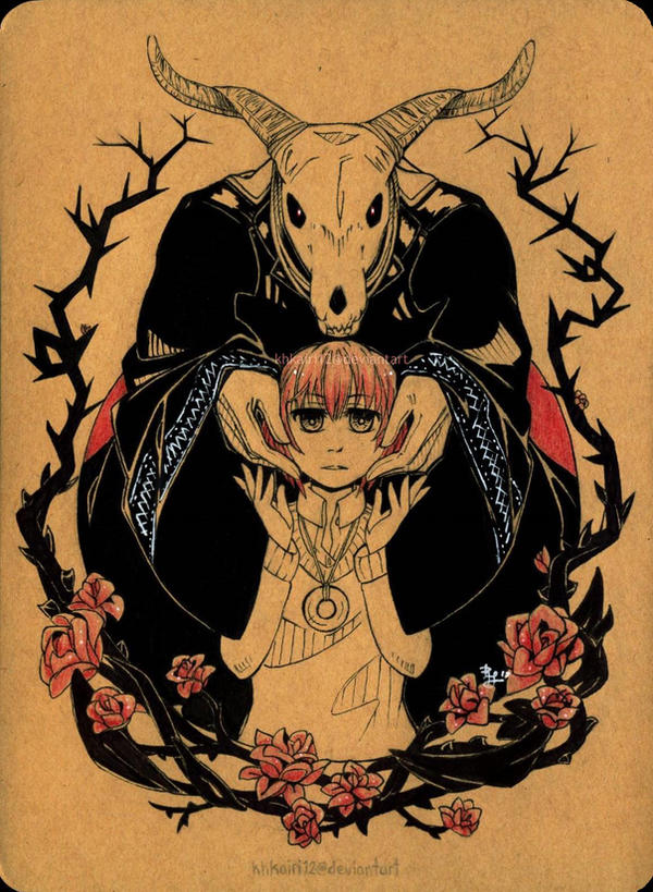 The Ancient Magus Bride/ Mahou Tsukai No Yome by khkairi12