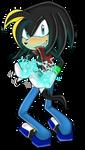 CP: Glaris The Echidna by DeathlingDog