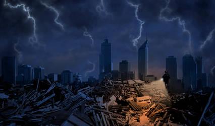 Dark Future by LiuboGri