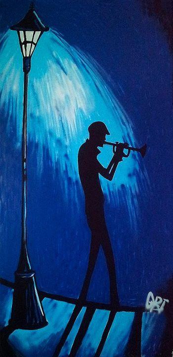 Blues by LiuboGri