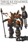 Heavy Combat Taedus