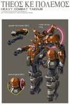 Heavy Combat Taedus Clean