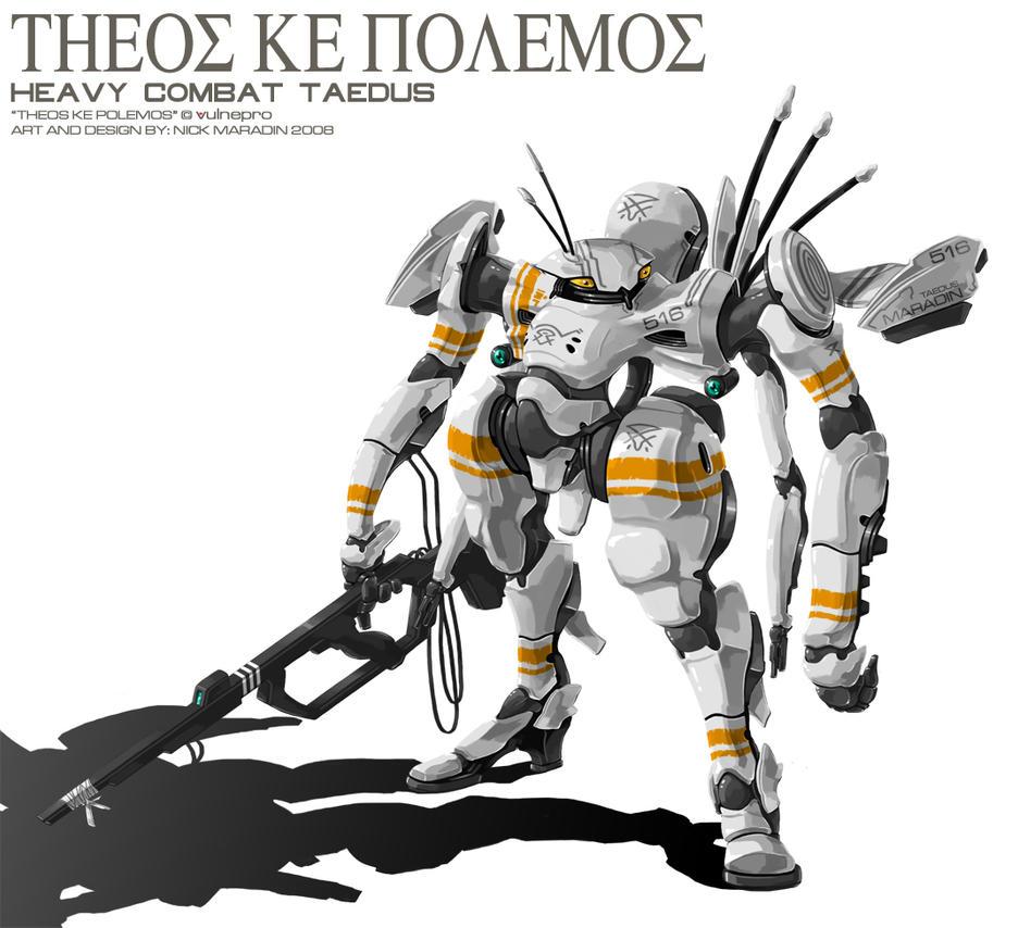 Heavy Combat Taedus 2 Clean by Nidaram