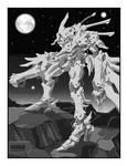 Palladium Blood Bane Armor