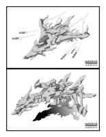 Palladium Demon Ships 1 by Nidaram