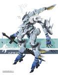 Theos Aquatic Combat Foil