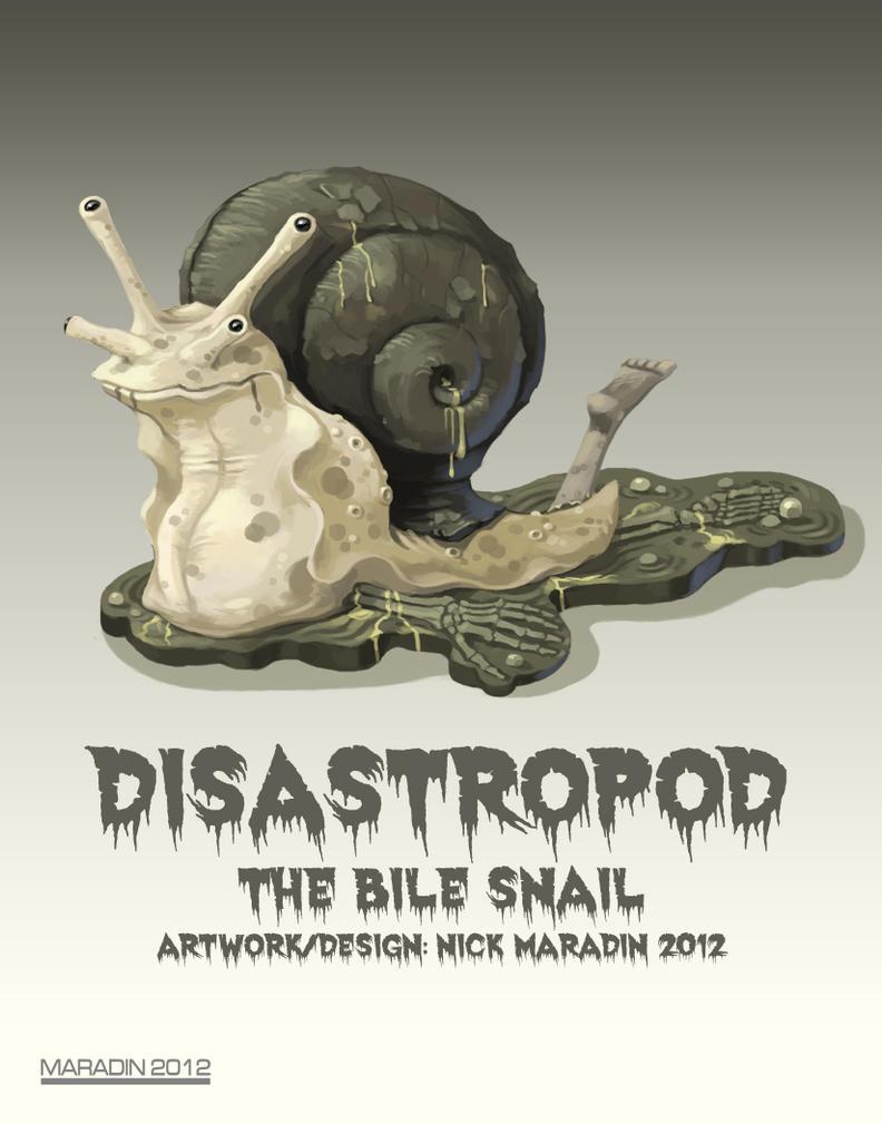 Disastropod by Nidaram